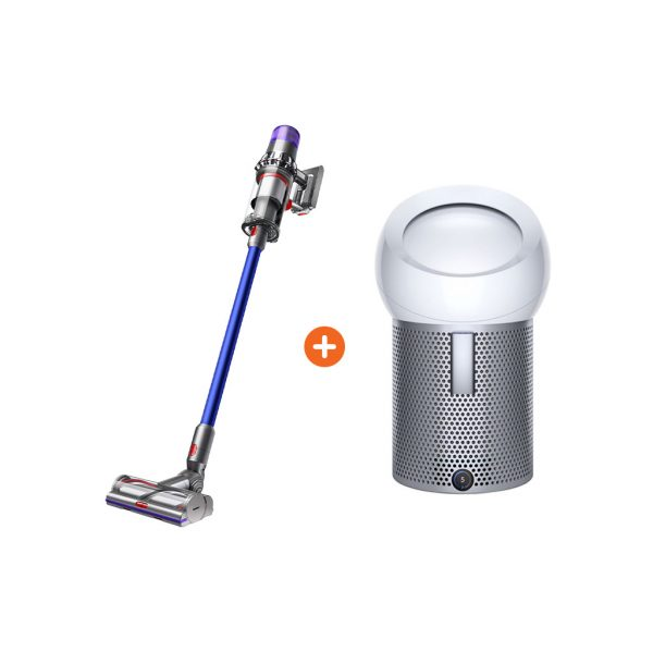 Dyson V11 Absolute Extra Pro + Dyson Pure Cool Me Wit/Zilver