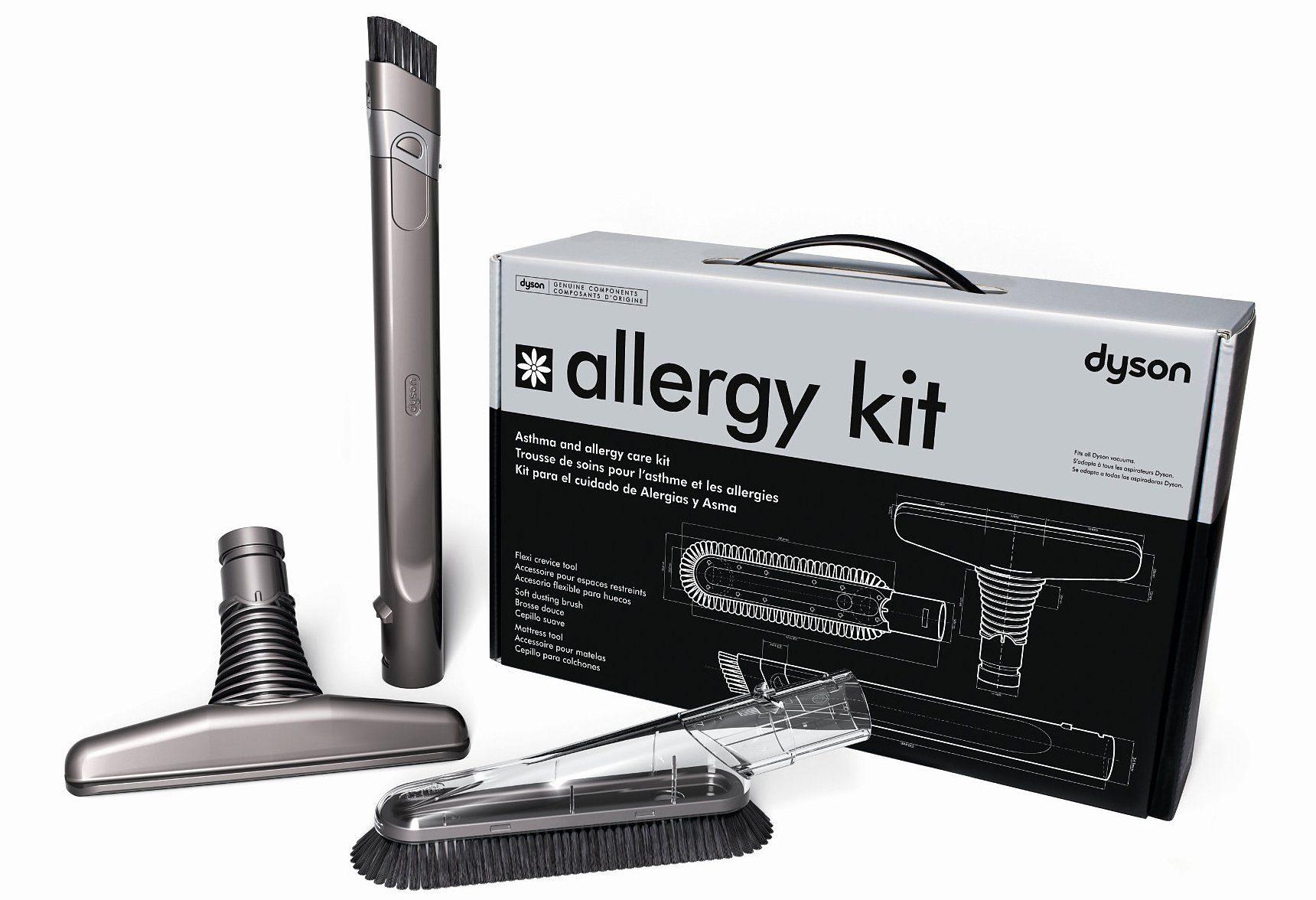 'Set voor allergiepatienten'